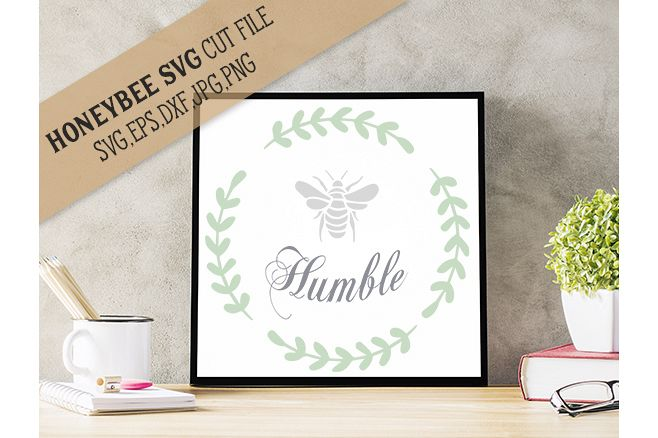 Bee Humble svg example image 1