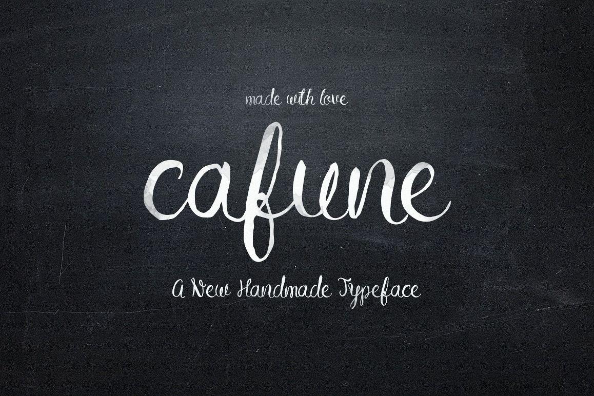 Cafune Script example image 1