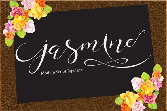Jasmine example image 1