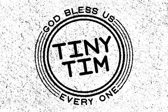 Tiny Tim example image 1