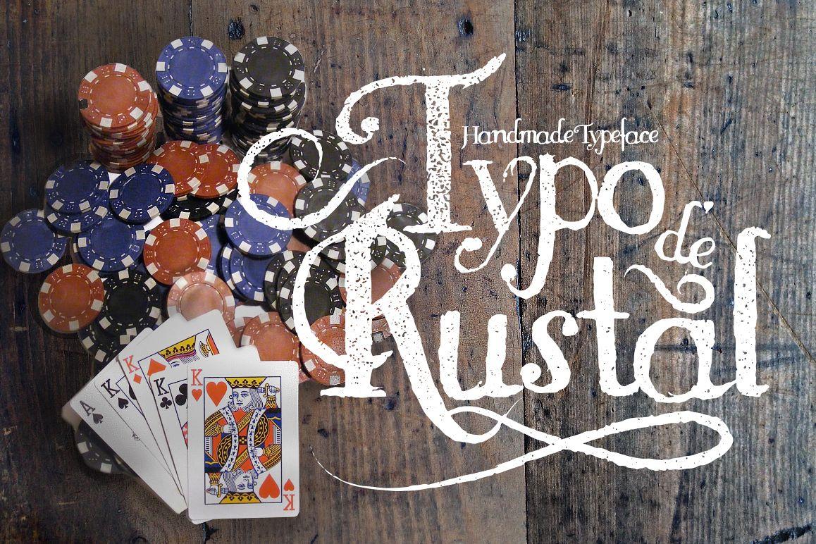 Rustal Typo example image 1