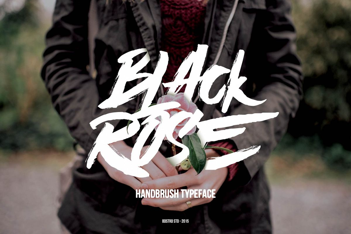 Black Rose example image 1