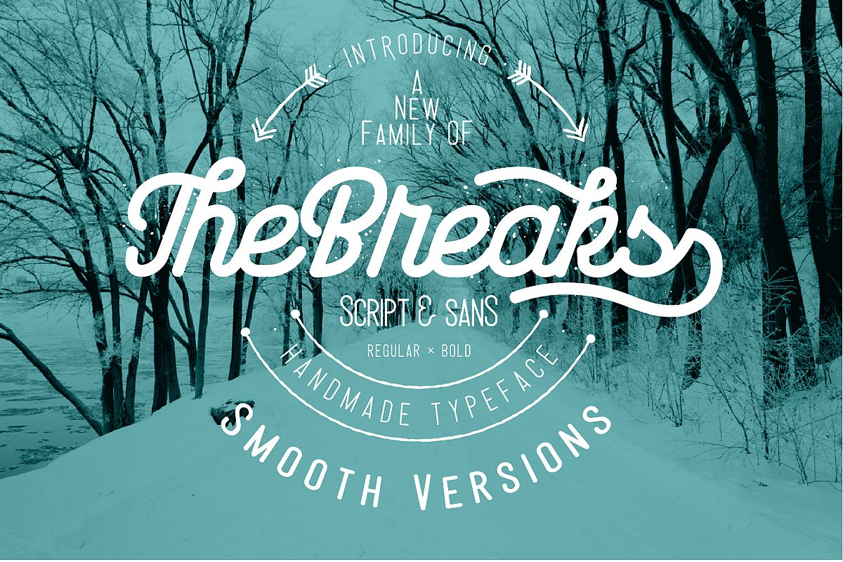 The Breaks ( smooth version ) example image 1