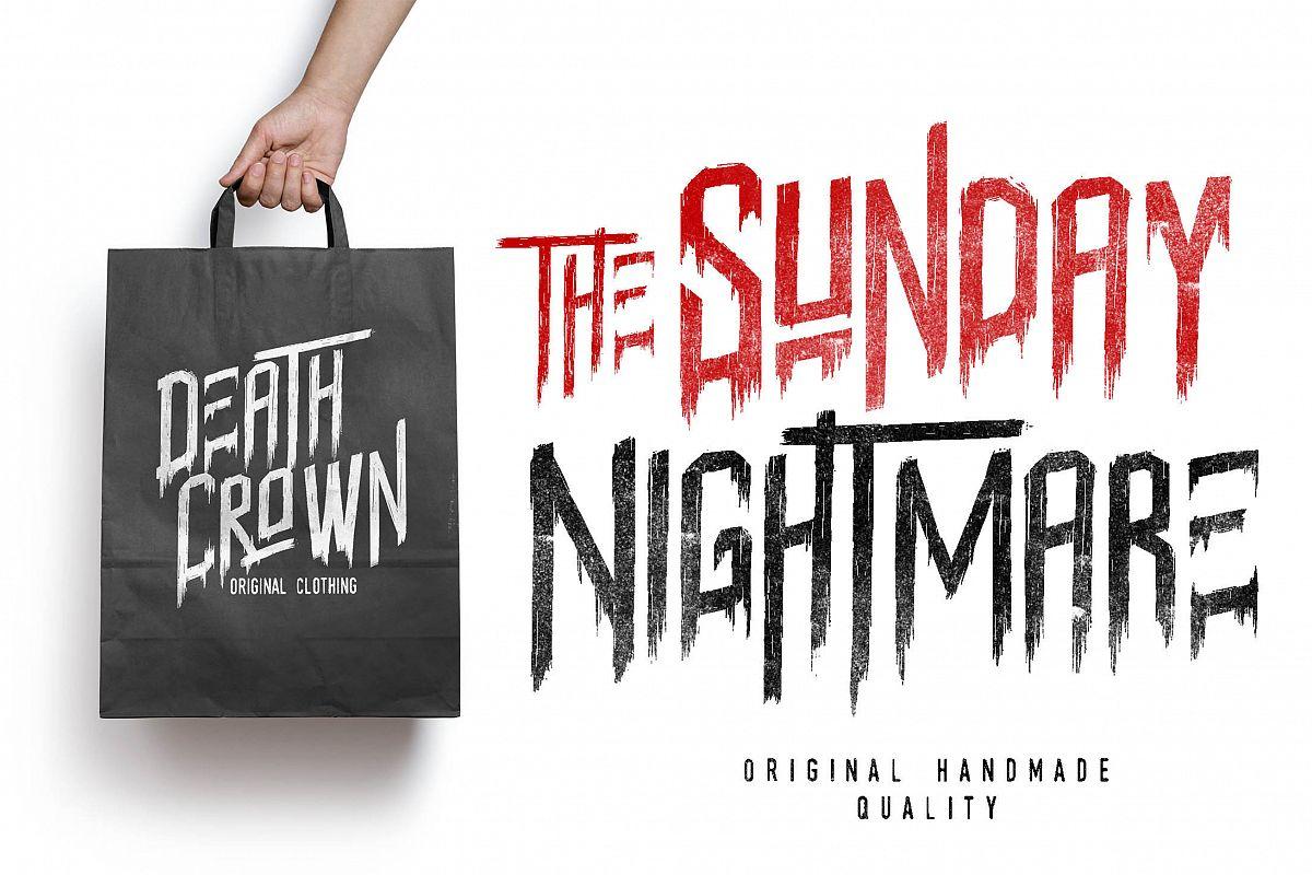 Sunday Nightmare example image 1