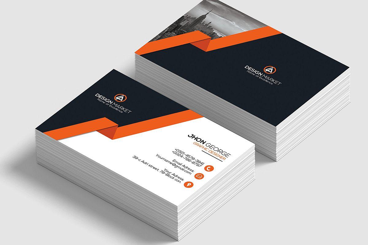 Stylish Business Cards example image 1