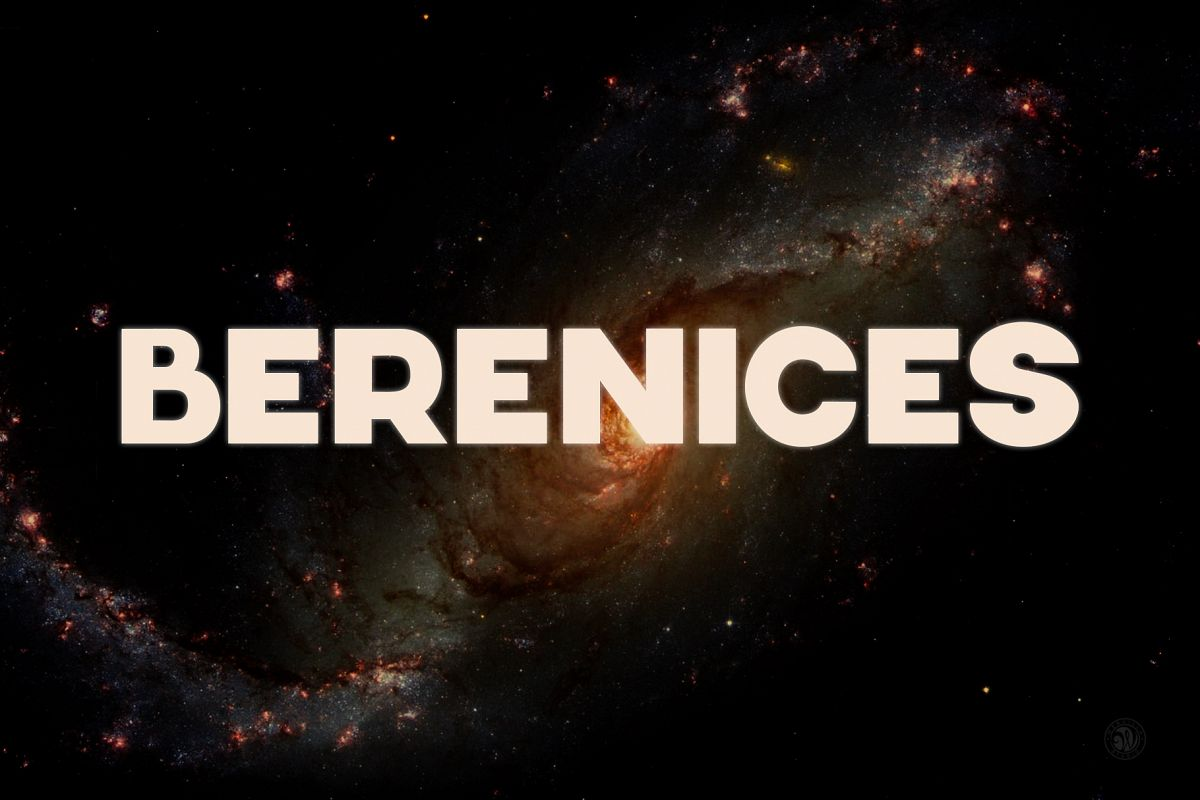 Berenices Font example image 1
