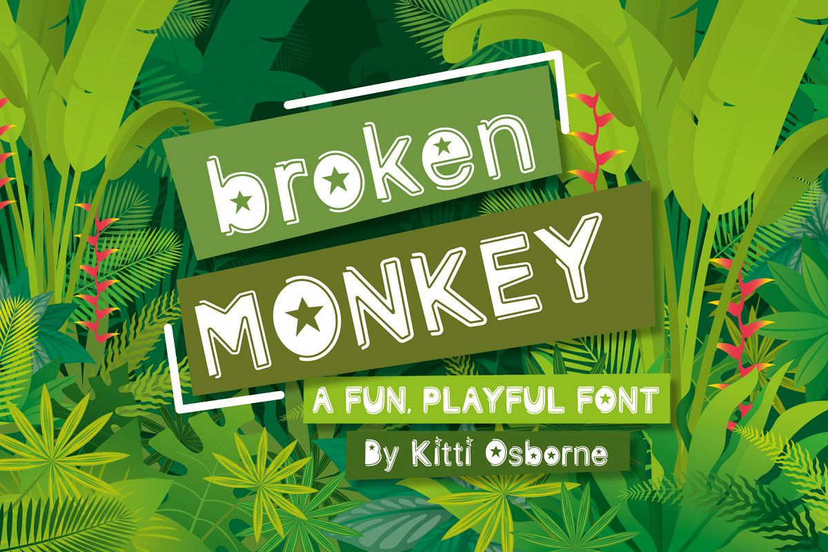 Broken Monkey example image 1