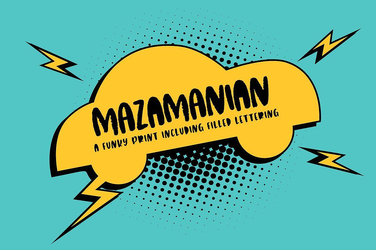Mazamanian example image 1