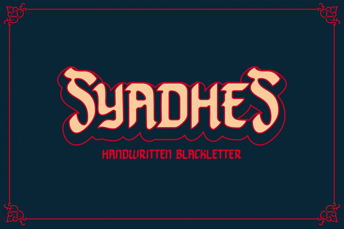 Syadhes + Extras example image 1