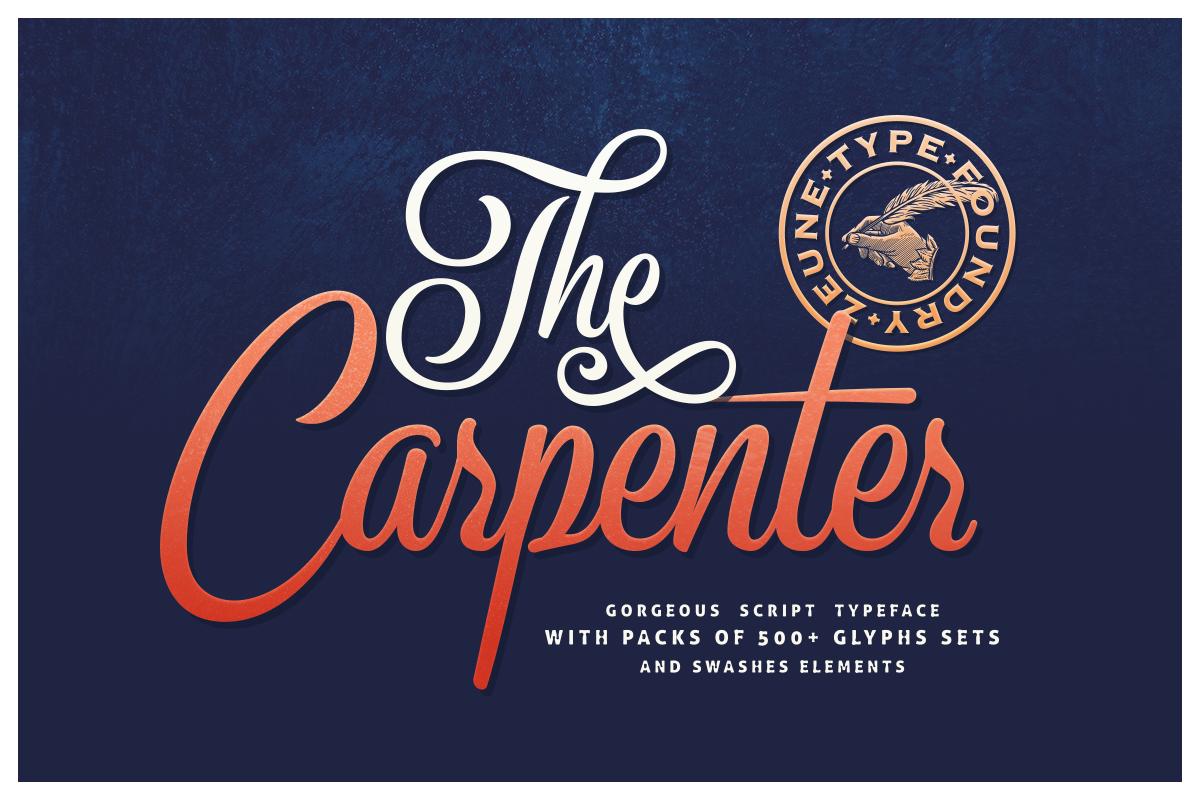 The Carpenter example image 1