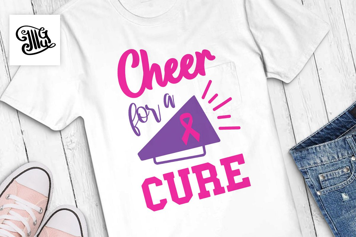Cheer for a cure example image 1