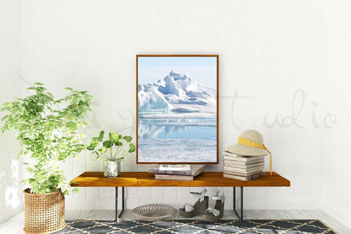 Styled Stock Photography, Frame Mockup set, vertical&Horizontal example image 1