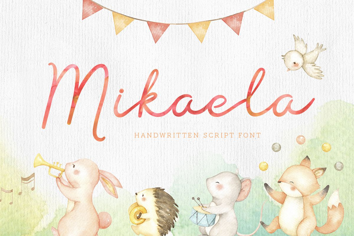 Mikaela Script example image 1