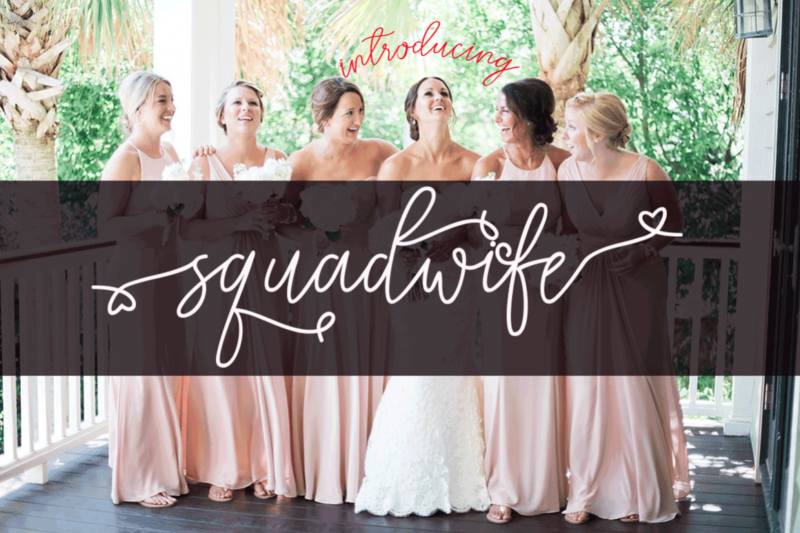 Squadwife example image 1