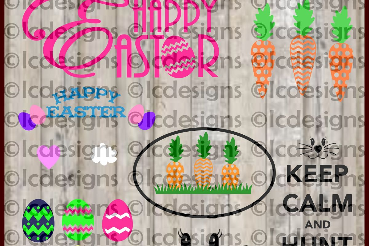 LC012 - Easter Designs example image 1