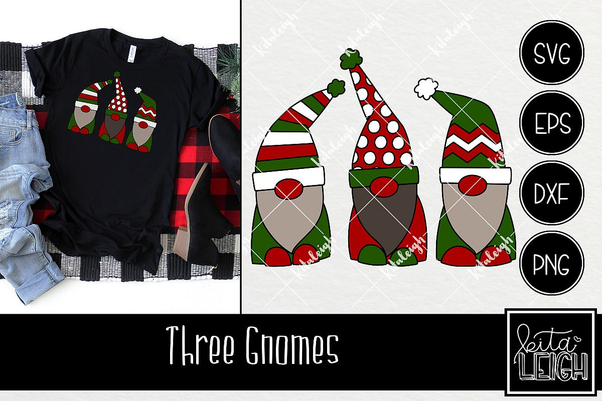 Christmas Gnomes example image 1