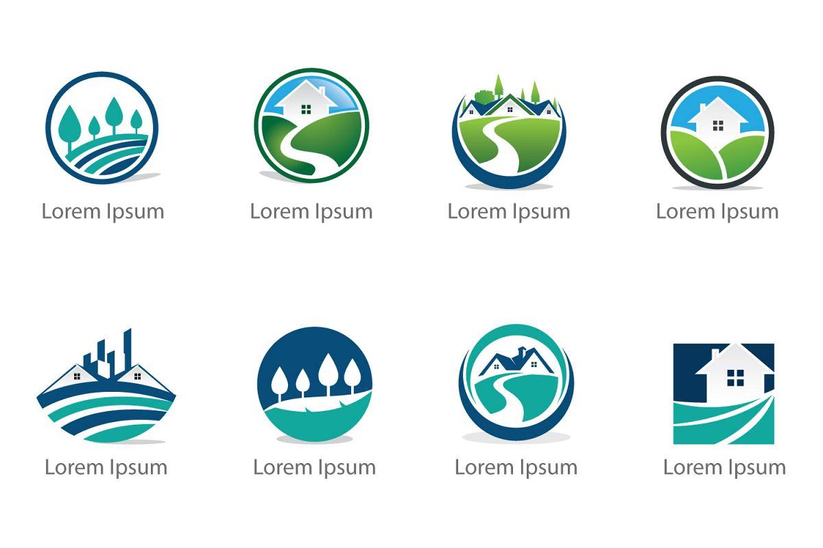 Real Estate, Property Logos example image 1