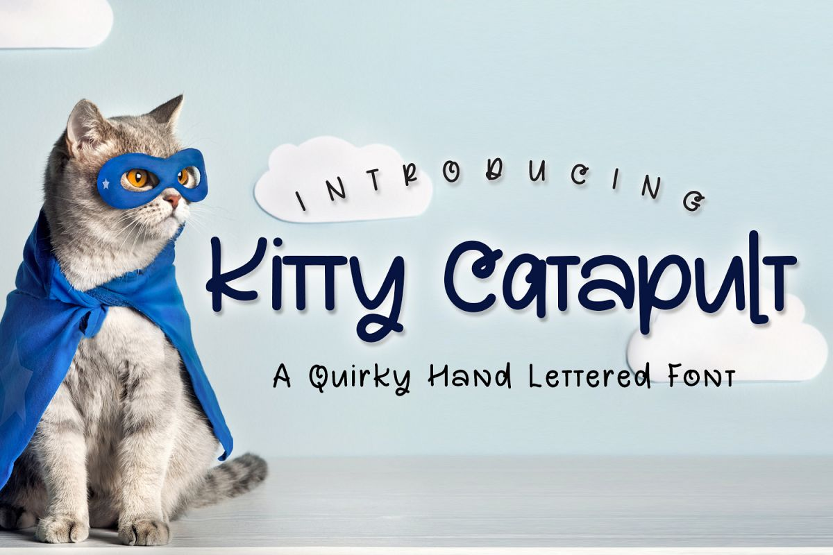 Kitty Catapult example image 1