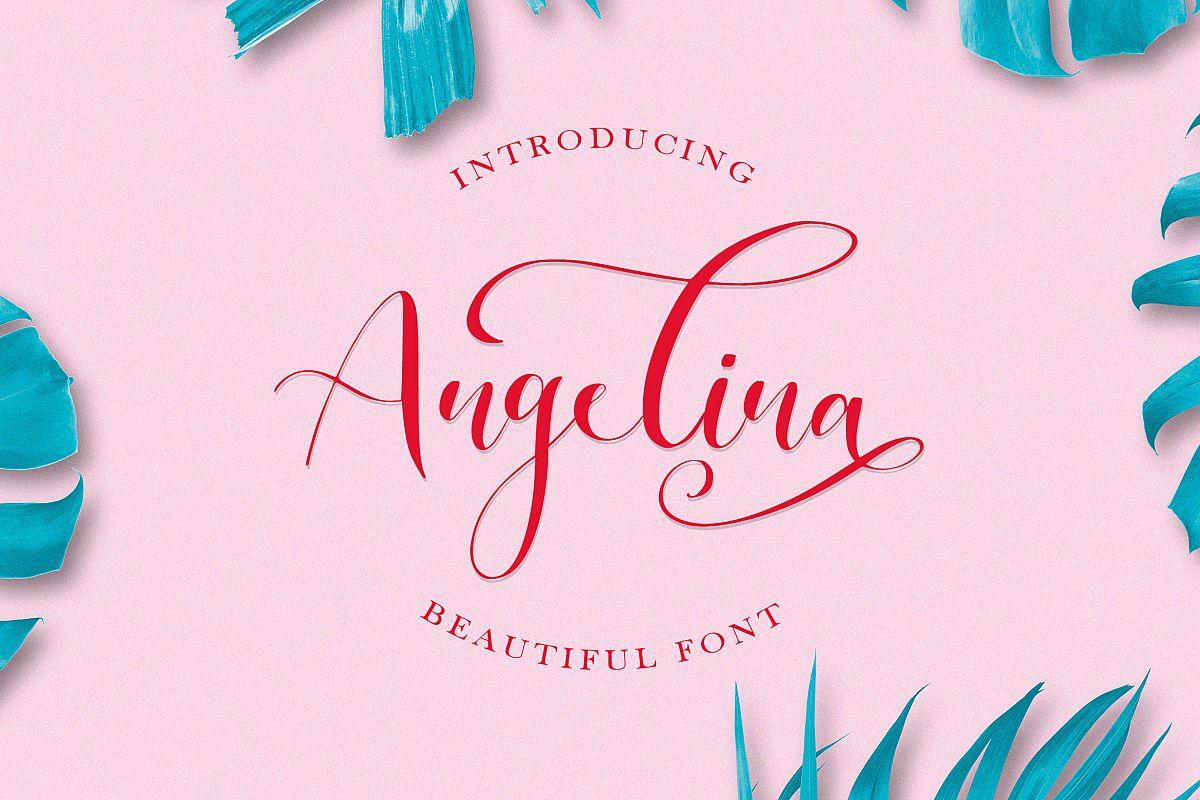 Angelina example image 1