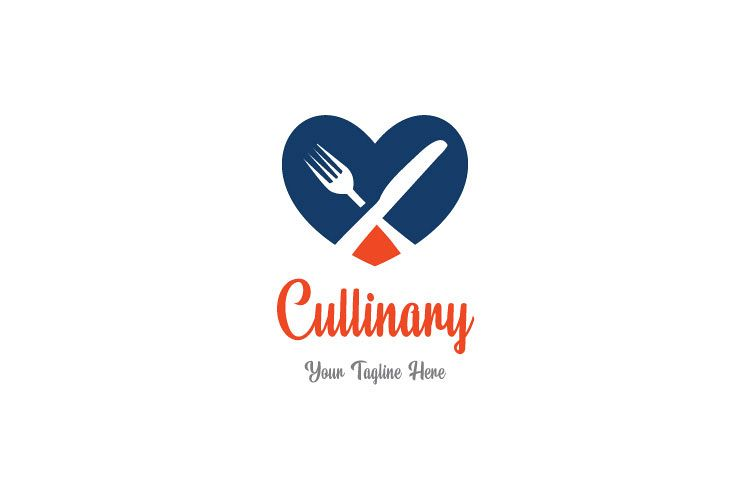 Culinary Arts, Restaurant Logo example image 1