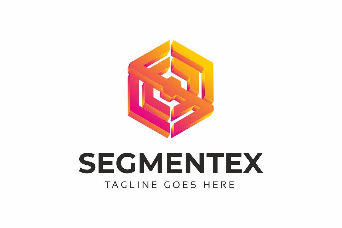 Hexagon Abstract Logo example image 1