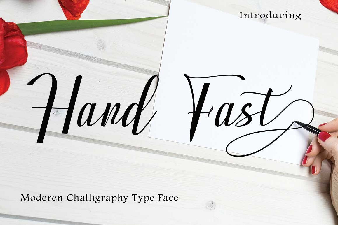 Hand Fast example image 1