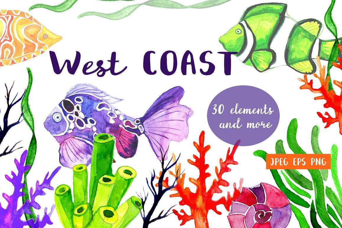 West Coast example image 1