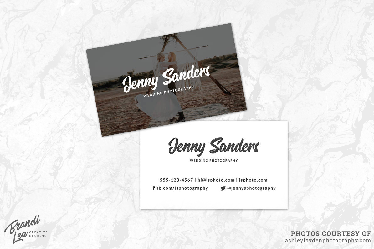 Photography business card template photography business card template example image 1 cheaphphosting Image collections