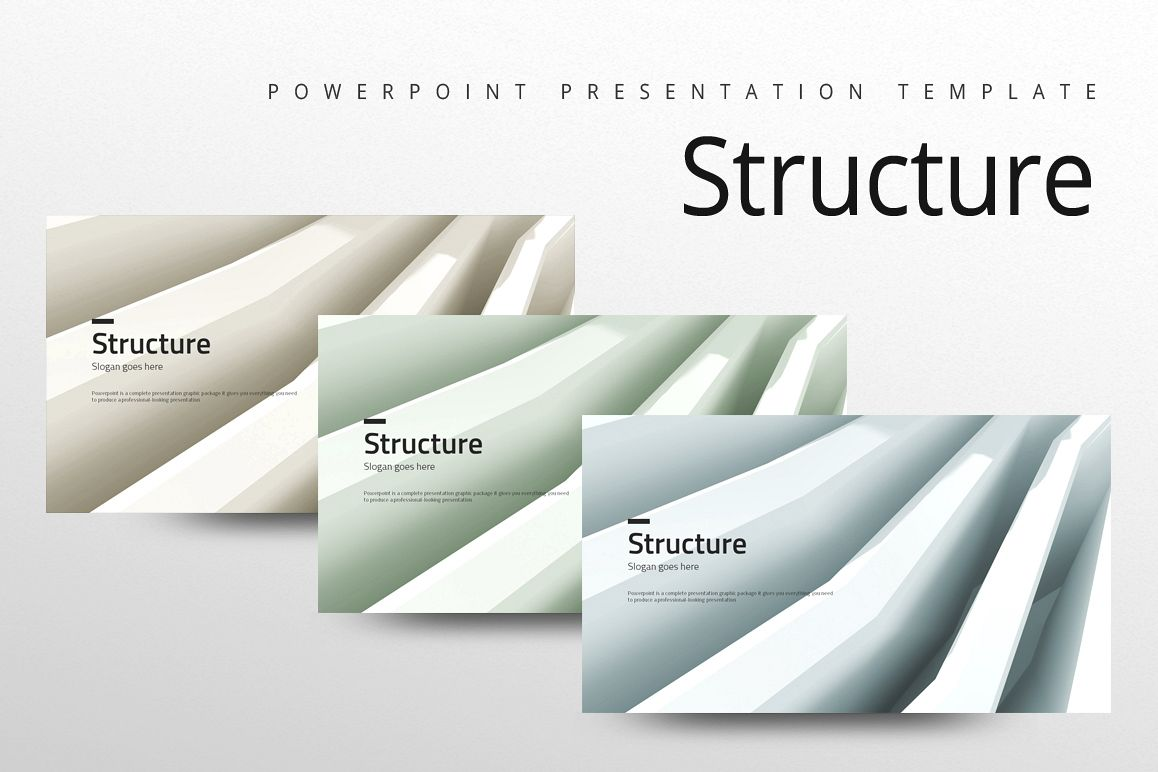 Structure PPT example image 1