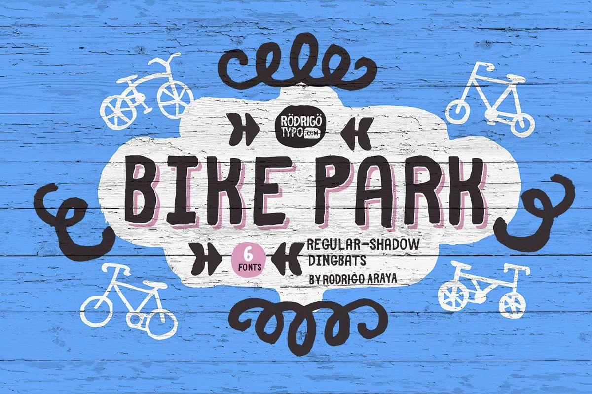 Bikepark example image 1