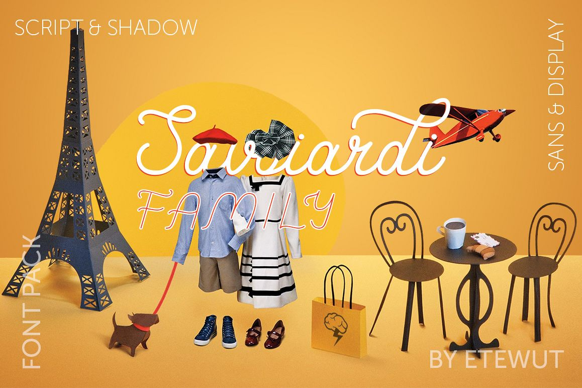Savoiardi family example image 1