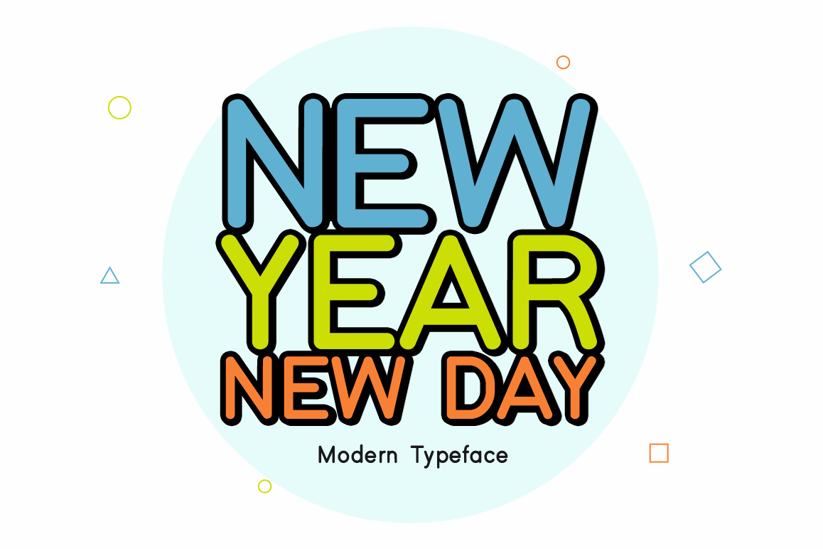 New Year New Day example image 1