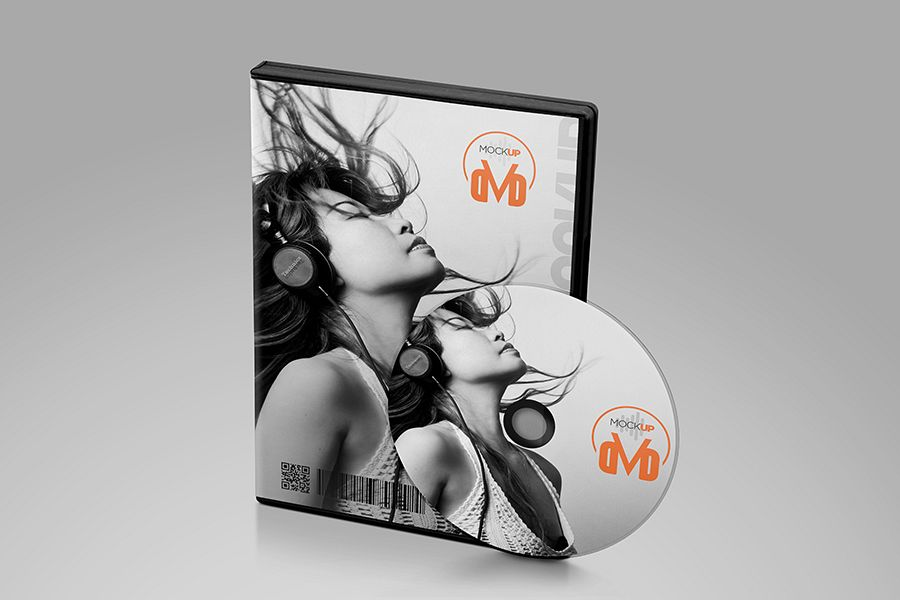 DVD MOCKUP example image 1