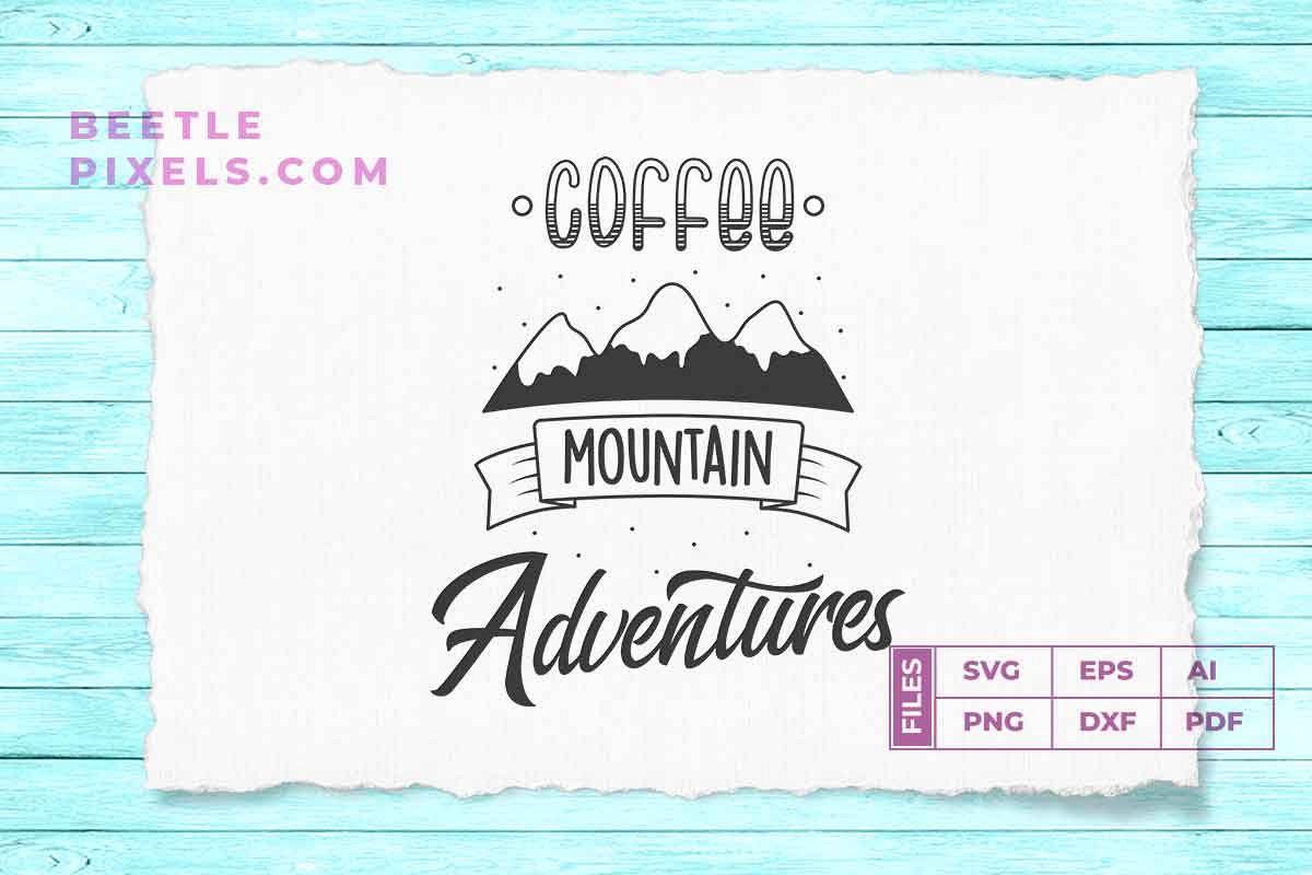 coffee mountain adventure example image 1