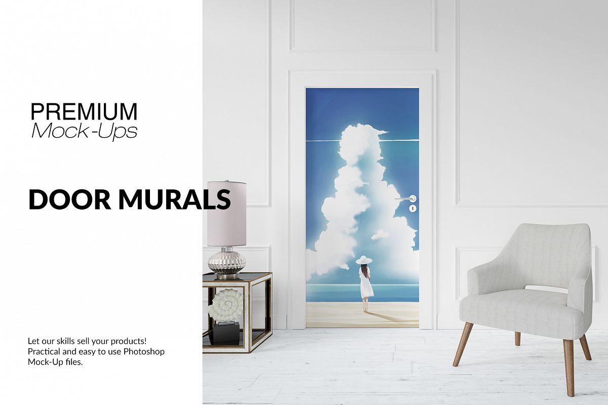Door Murals Set example image 1