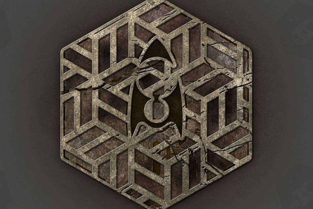Dungeon TextFX example image 1