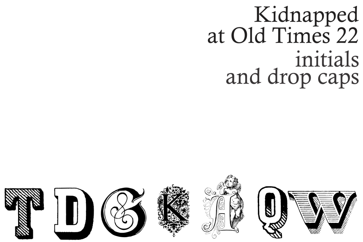Kidnapped at Old Times 22 example image 1