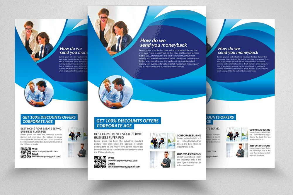 Job Expo Career Fair Flyer Templates