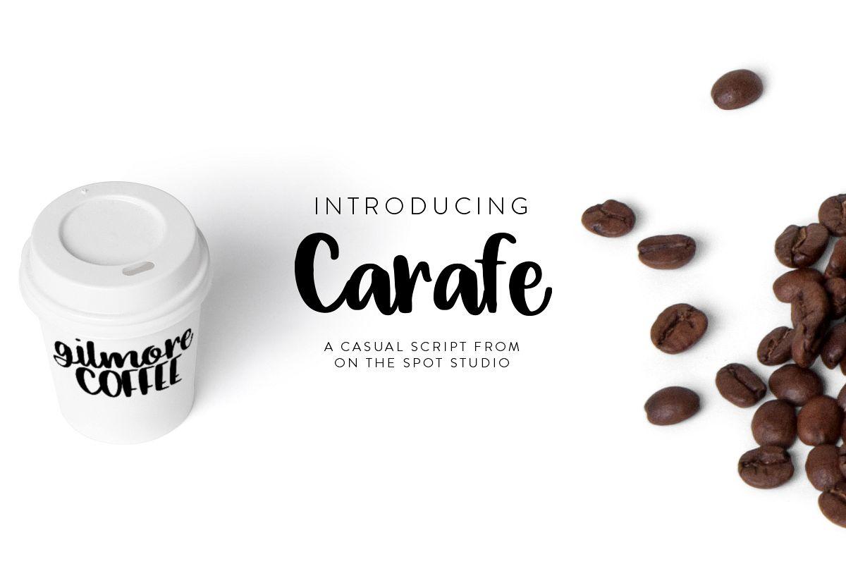 Carafe example image 1