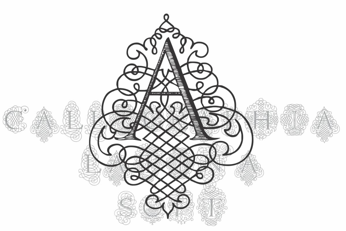 Calligraphia Latina Soft example image 1