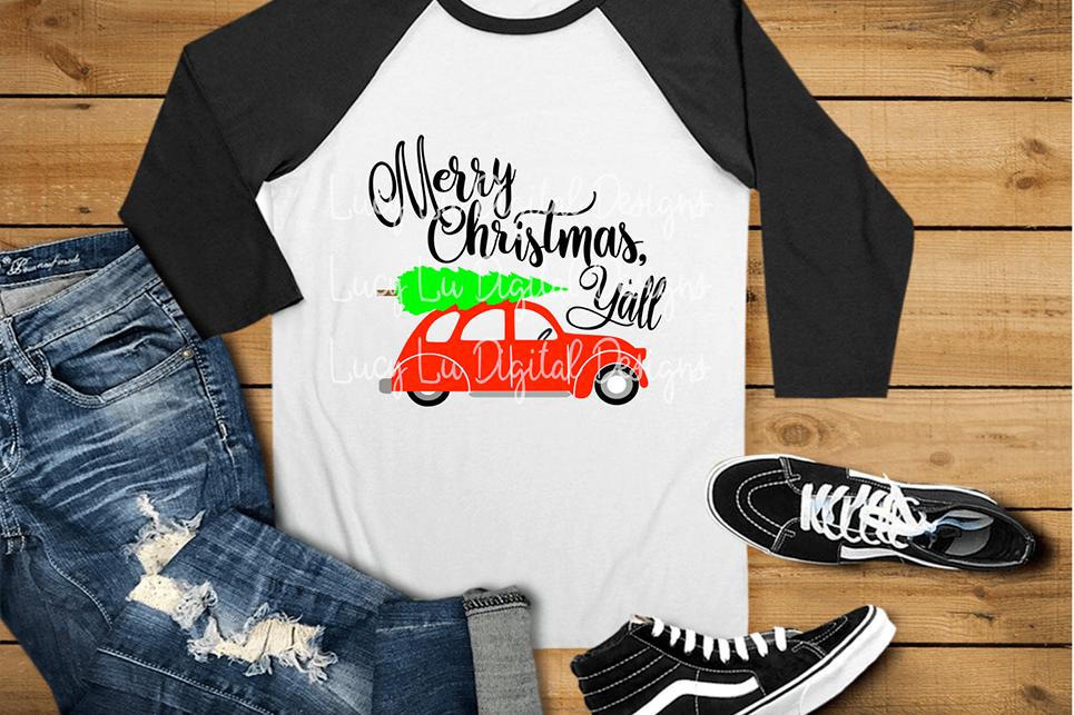 merry christmas yall example image 1