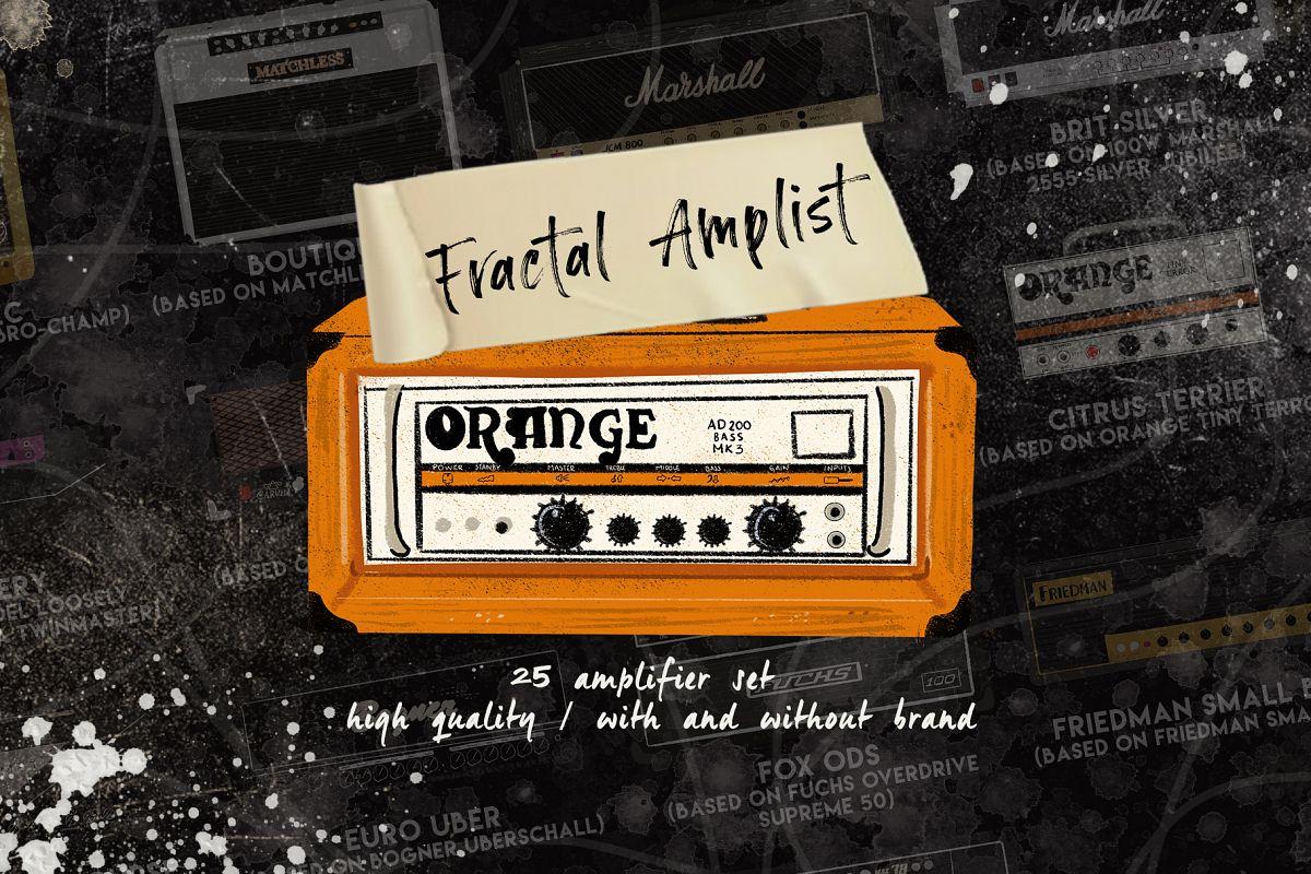 Fractal Audio Amplist example image 1