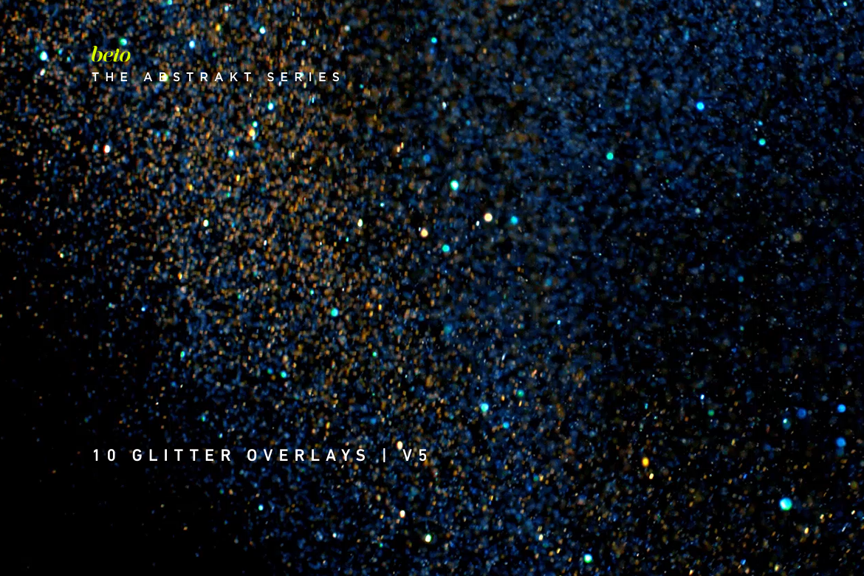 Glitter Overlays V5 example image 1