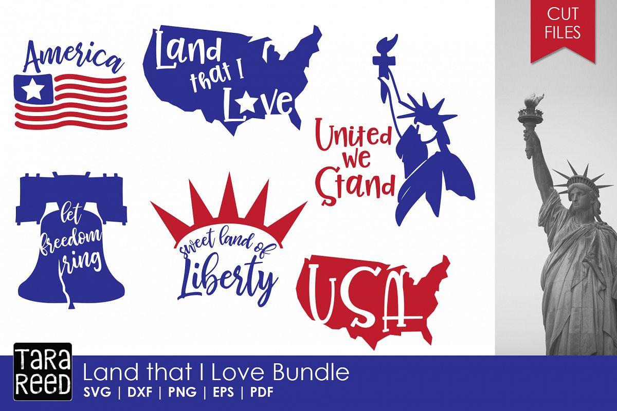 Land that I Love Bundle example image 1