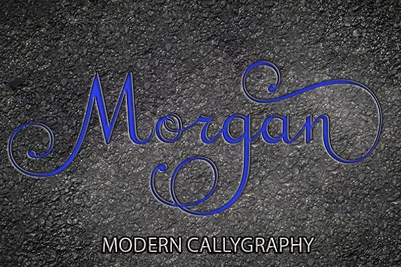 morgan example image 1