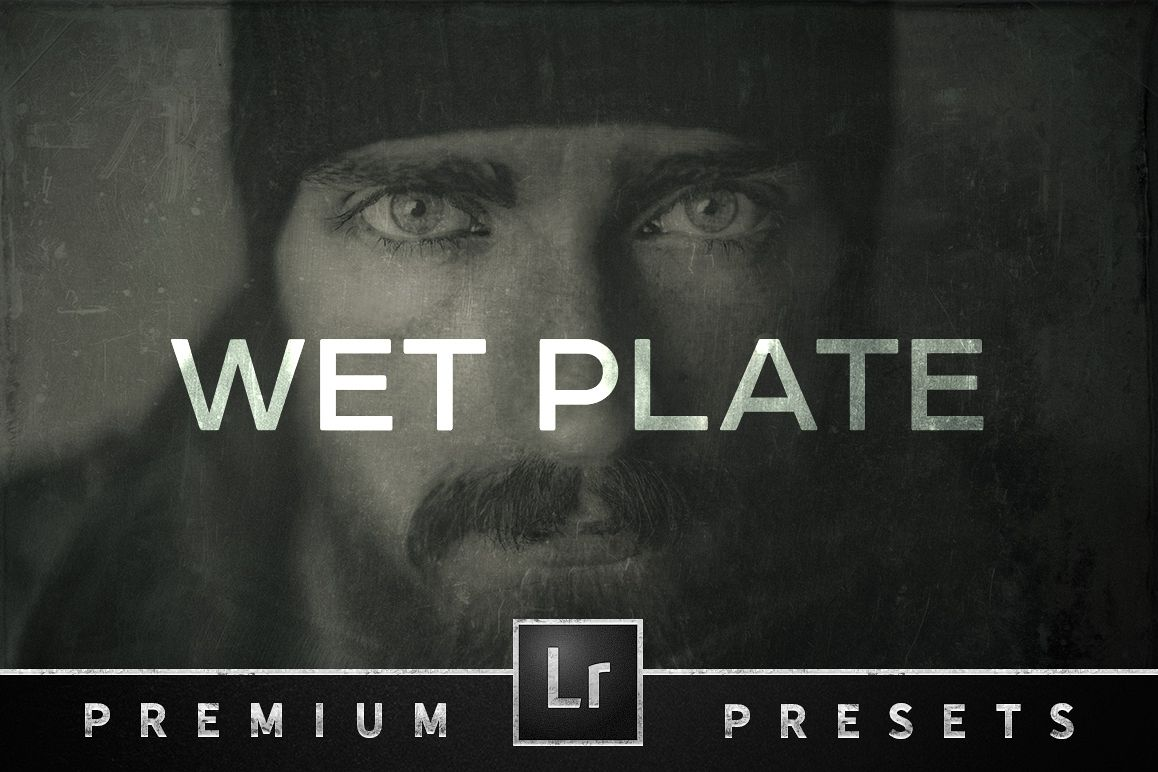 Wet Plate Effect Lightroom Presets example image 1