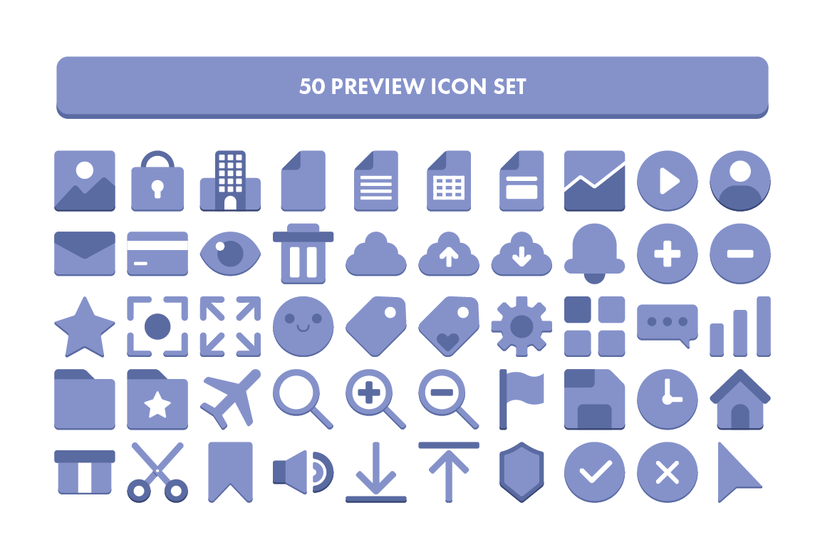 User Interface Icons example image 1