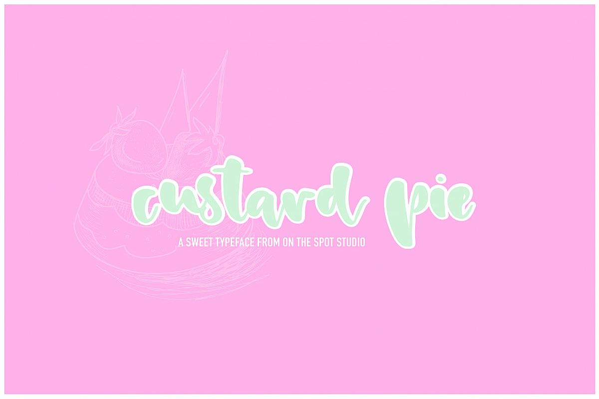 Custard Pie example image 1
