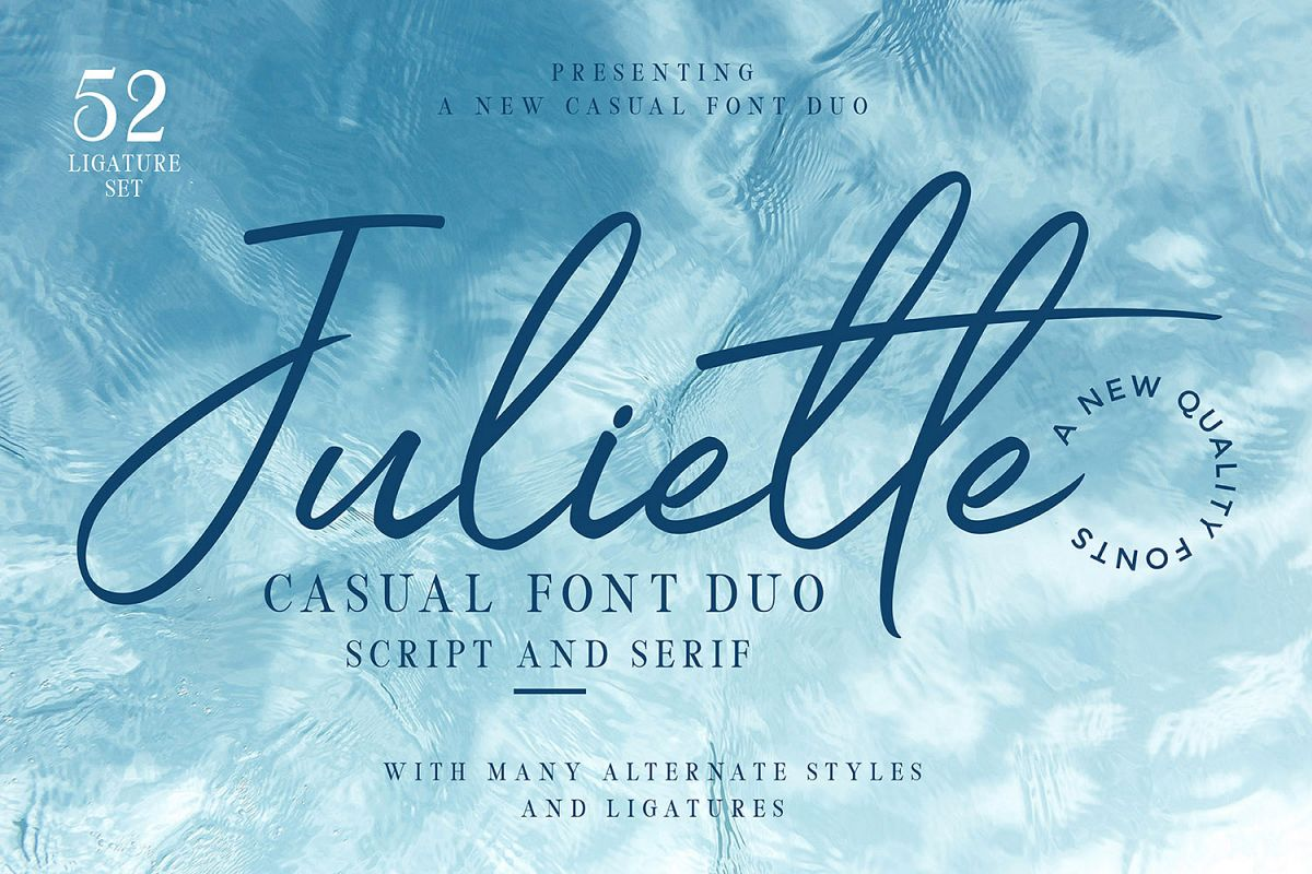 Juliette Font Duo example image 1