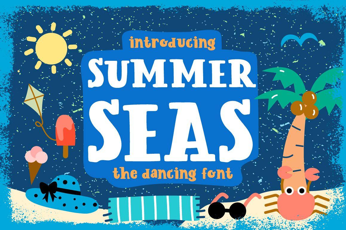 Summer Seas example image 1